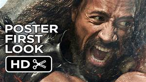 Hercules - Poster First Look (2014) - Dwayne Johnson Movie ...