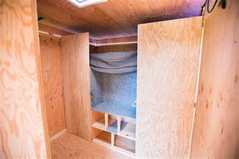 urban stealth uhaul conversion box truck tiny house  sale