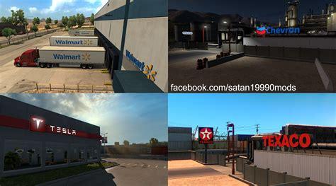 real company logo  ats mods american truck simulator mods atsmodnet