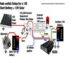 wiring kit to suit redarc dc to dc charger bcdc1225lv with