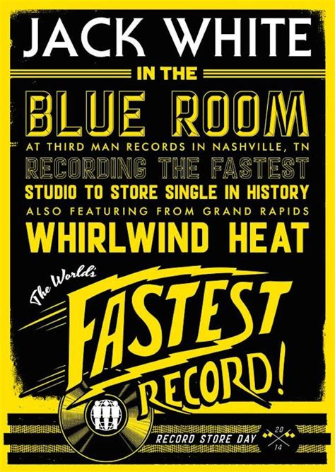 Jack White to Record and Release