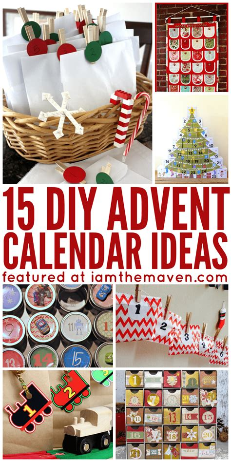 advent calendar ideas advent calander ideas calendar template 2016