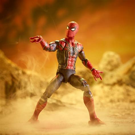 tom holland shares  avengers infinity war merchandise