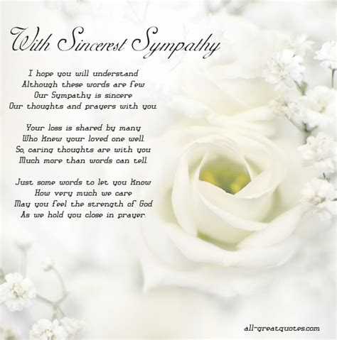 condolences messages with sincerest sympathy free sympathy cards to share condolences sympathy card messages and