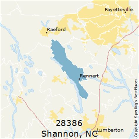 Best Places To Live In Shannon (zip 28386), North Carolina