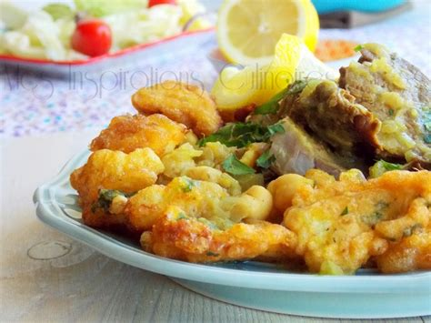 cuisine algeroise beignets de chou fleur sauce blanche cuisine algéroise