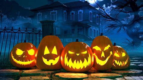wallpaper halloween pumpkin  holidays
