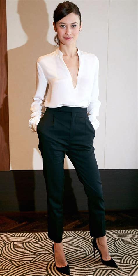 31 Black u0026 White Work Outfits For Women 2018   FashionGum.com