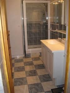 Salle De Bain 5m2 : salle de bain 3 5m2 ~ Dailycaller-alerts.com Idées de Décoration