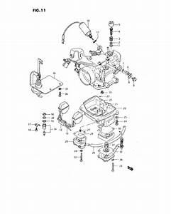 Carburetor For  Super Carry Sk410