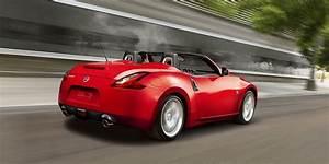 Nissan 370z Cabriolet : 2018 370z roadster convertible sport car nissan usa ~ Gottalentnigeria.com Avis de Voitures