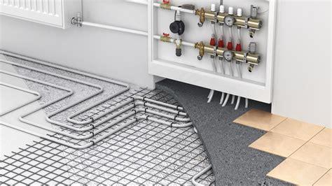 chauffage sol electrique sous carrelage dossier le chauffage au sol