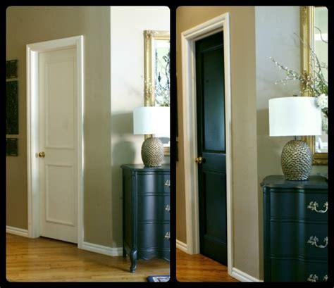 black interior doors dimples  tangles