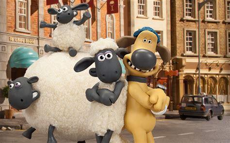Shaun The Sheep Trailer