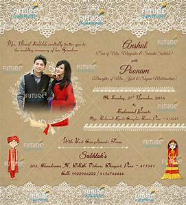 future inspire commercial and promotional video With wedding invitation design for whatsapp