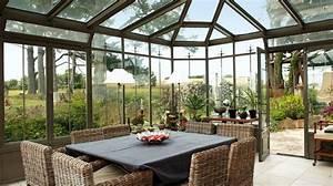 veranda une solution pour agrandir la maison cote maison With idee amenagement entree exterieure 4 construire une veranda pour agrandir sa maison travaux