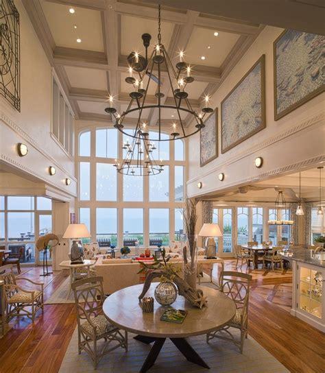 modern chandeliers high ceilings google search trending