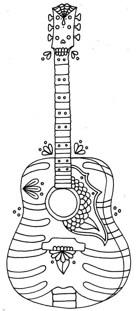 yucca flats nm wenchkins coloring pages skele guitar
