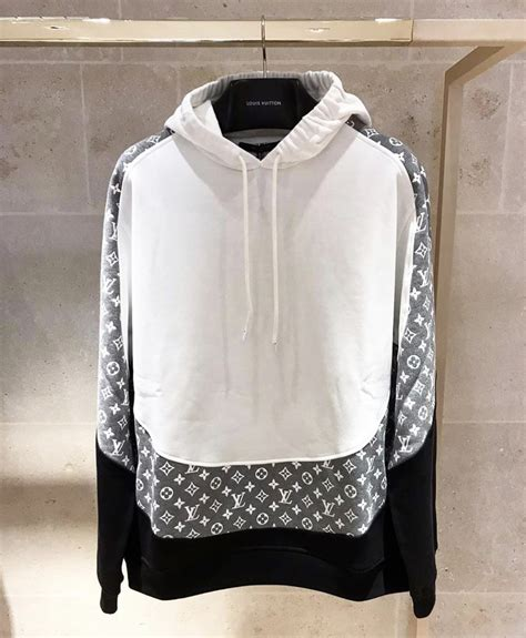 louis vuitton monogram circle cut hoodie billionairemart