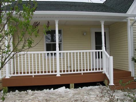 front porch railing front porch ideas style for ranch home karenefoley porch