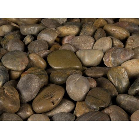 home depot decorative rock 1 5 landscape rocks landscaping garden center the