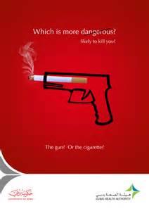 Smoking Kills Ad Campaign