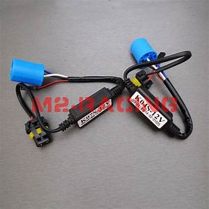 2  Easy Relay Harness For 9004 9007 Hi  Lo Bi
