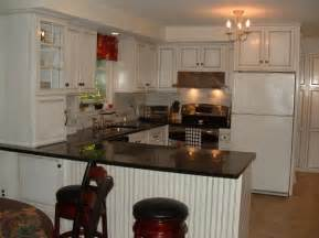 small u shaped kitchen with island small u shaped kitchen designs for more effective kitchen traffic home interiors