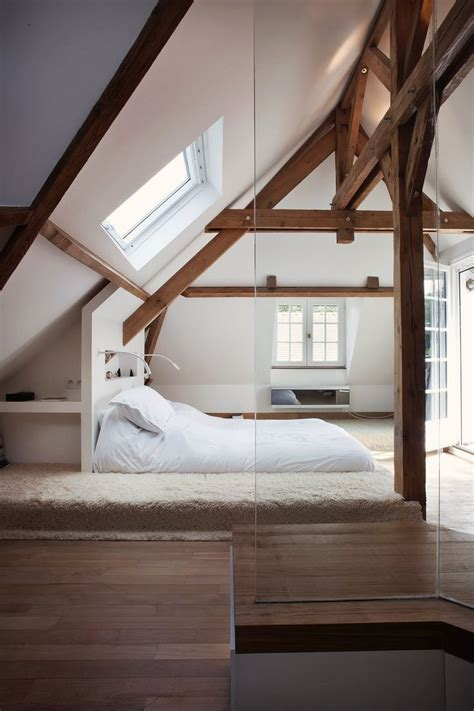 loft bed with futon best 25 wood platform bed ideas only on 7147