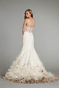 bridal gown wedding dress jlm hayley paige fall 2012 babs With hayley wedding dress
