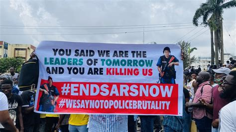 #EndSARS Protest: One man shot dead in Surulere, Lagos ...