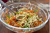 Asian slaw dressing recipe