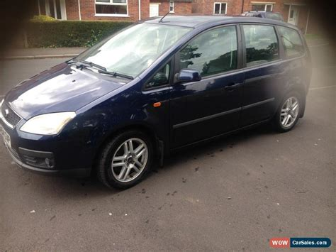 ford focus  max zetec  sale  united kingdom