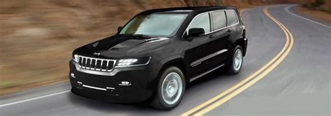 jeep grand cherokee big redesign   generation