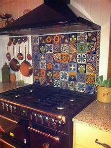 Mexikanische Fliesen Küche : pin von daydream days auf creative home ideas pinterest ~ Lizthompson.info Haus und Dekorationen