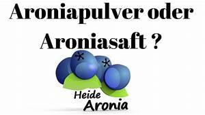 Was Ist Besser Holzlasur Oder Holzöl : aroniapulver oder aroniasaft was ist besser von der ~ Watch28wear.com Haus und Dekorationen