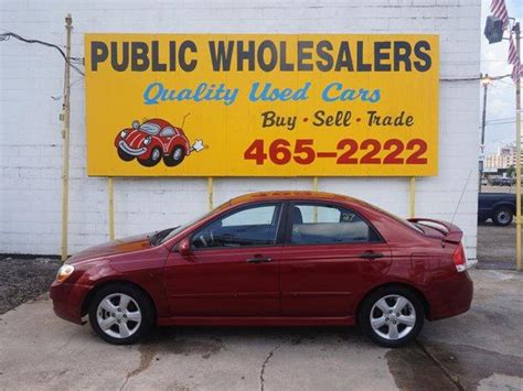 Kia Metairie by Kia Spectra Sx For Sale Used Cars On Buysellsearch