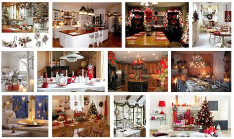 cuisine noel décorez votre cuisine pour les fêtes de noël le bon