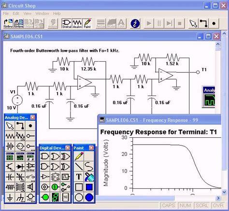 Electronic Circuit Simulation Wikipedia The Free