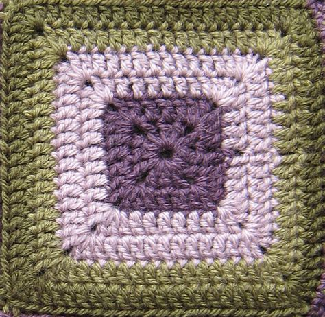 crochet squares first principles the humble crochet square 171 yarnberry
