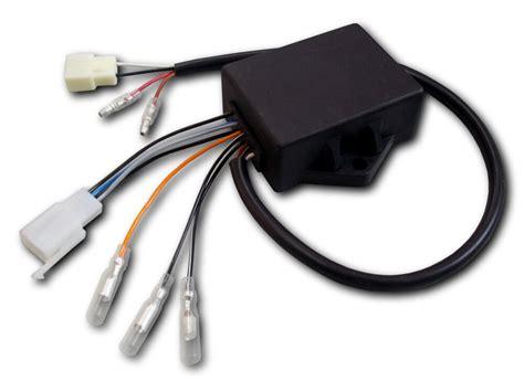 cdi ecu yamaha xt125 1982 1987 xt200 1982 1984 blackbox ignitor cd4116 ebay
