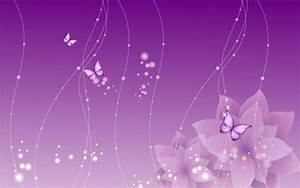 Purple Flower Backgrounds - Wallpaper Cave