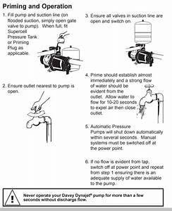 Davey Xj70 Spearpoint Pump