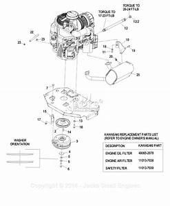 Exmark Lazer Z Parts Diagram