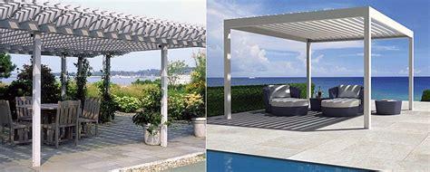 strutture mobili per terrazzi copertura terrazzi in alluminio con strutture mobili per