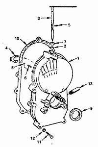 Onan Model B48g 3858c Engine Genuine Parts