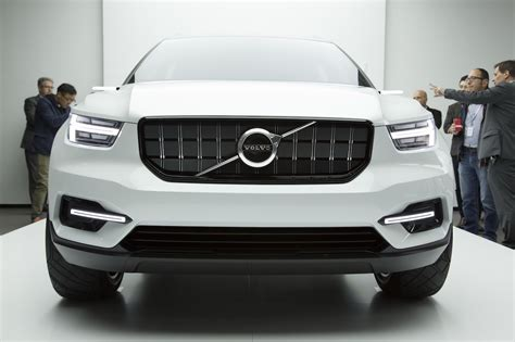 Volvo Xc40 To Debut At Auto Shanghai 2017 Report