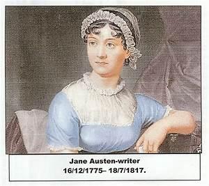 Jane Austen-Writer.(60). | Jack's Spot