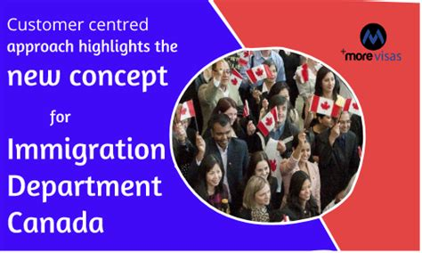 bureau immigration canada customer centred approach highlights the concept for