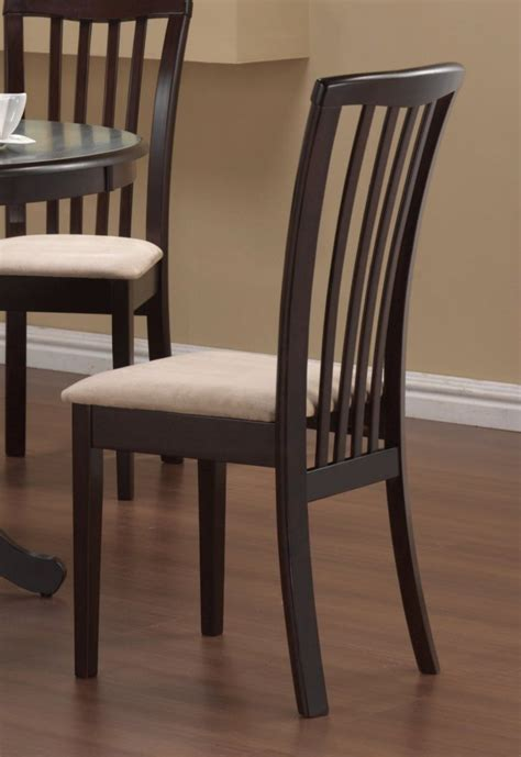 Fabric Dining Room Chairs  Large And Beautiful Photos
